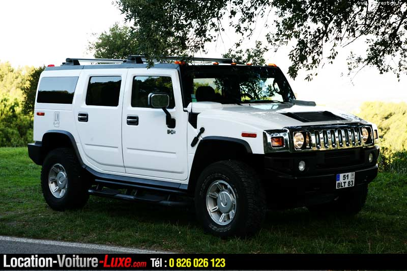 location hummer h2 louer hummer h2 avec lm prestige. Black Bedroom Furniture Sets. Home Design Ideas